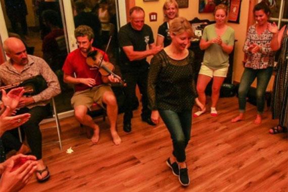 Mabou School of Cape Breton Step Dance
