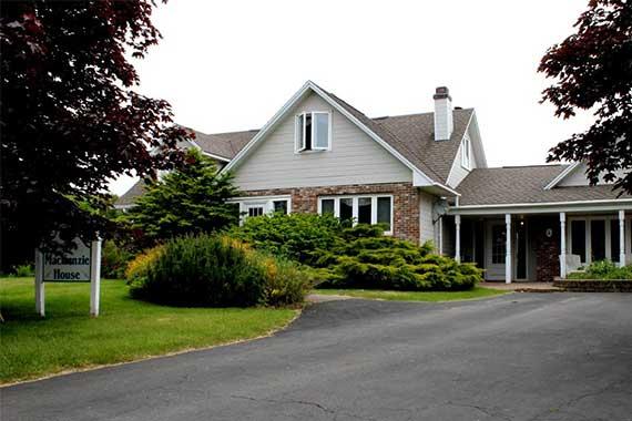 MacKenzie House Tourist Home