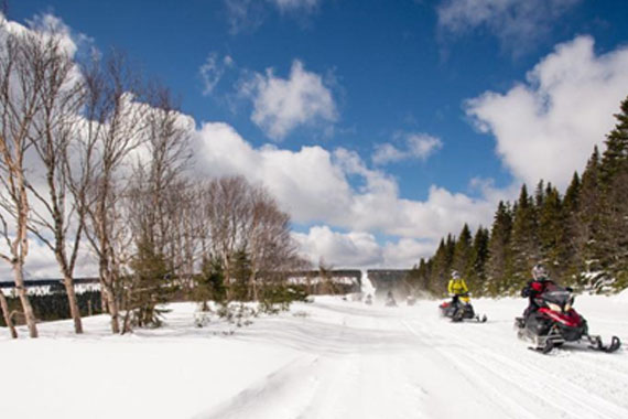 Margaree Highlander's 29th Annual Snowmobile Rally and Dance