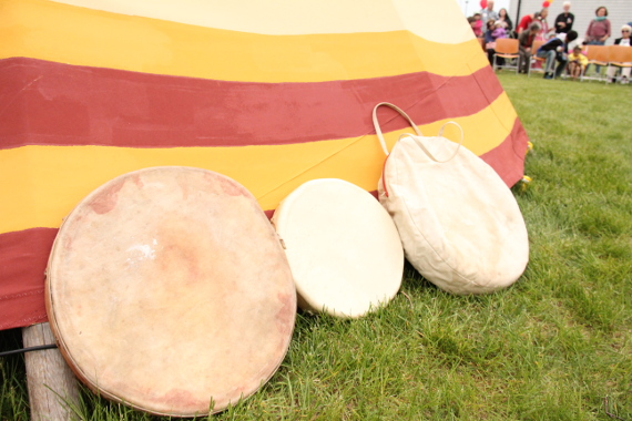 Membertou Drum Making Workshop
