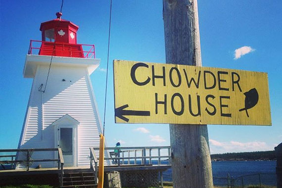 Neil's Harbour Chowder House