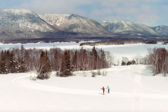 North Highlands Nordic Cross-Country Ski Facility