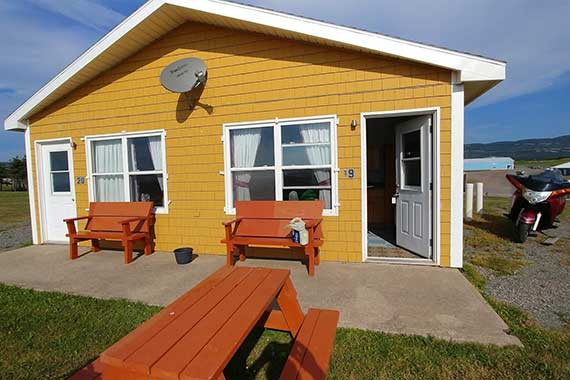 Ocean View Motel & Chalets