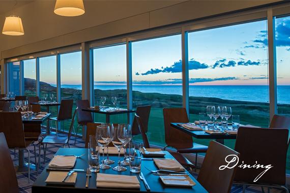 Panorama Restaurant at Cabot Links