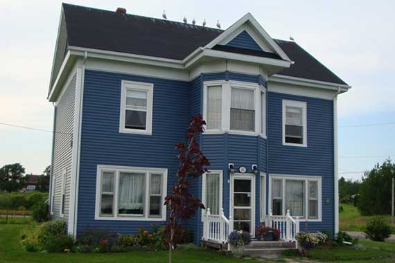 Port Morien Rectory B&B