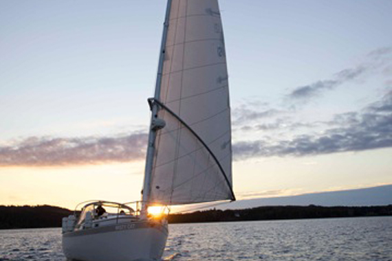 Private Day Sail with Cape Breton Sailing Charters