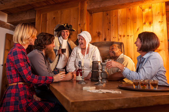 Rum: The Spirit of Louisbourg