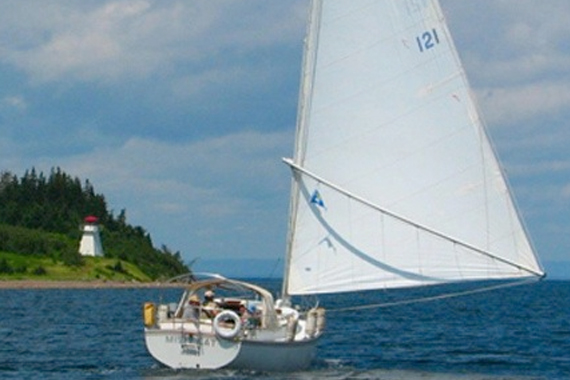 Sail the Bras d'Or – half and full day adventures with Cape Breton Sailing Charters