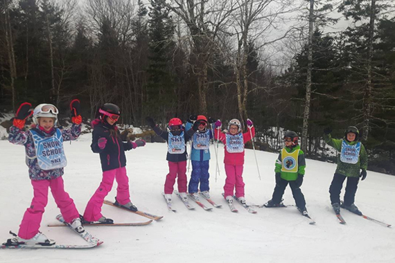 Ski Ben Eoin March Break Winter Carnival