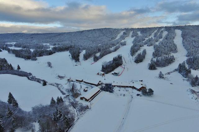 Snow Jam Weekend at Ski Ben Eoin