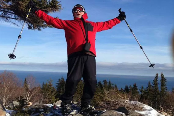 St. Ann's Saturday Afternoon Snowshoe Hikes