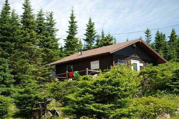 St. Esprit Lake Wilderness Holiday