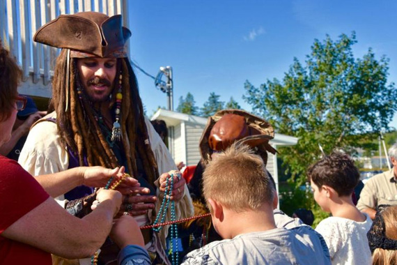 St. Peter's Pirate Days 2018