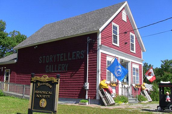 Storytellers Gallery