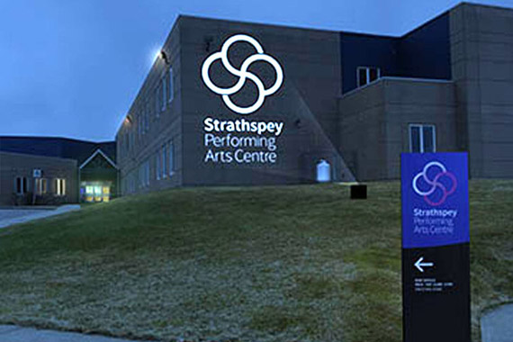 Strathspey Performaing Arts Centre
