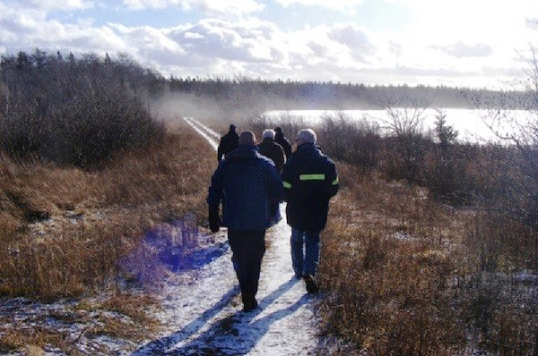 Taste of Winter: Watershed Walk at Waterford Lake
