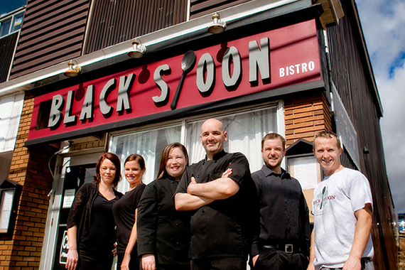 The Black Spoon Bistro