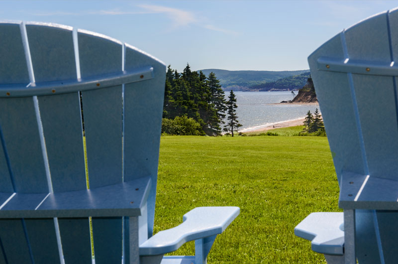 The Markland Coastal Beach Cottages - A True Cape Breton Experience