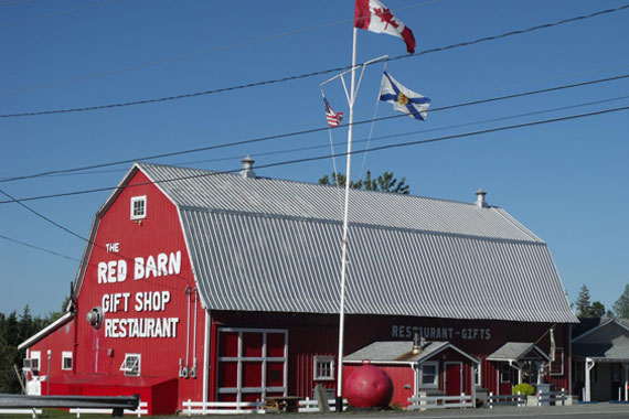 The Red Barn Restaurant & Gift Shop