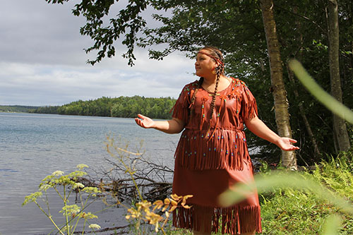 The Spirit of the Mi'kmaq Tour