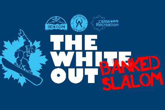 The White Out Banked Slalom