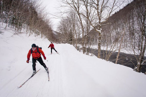 West Mabou Cross Country Ski Event