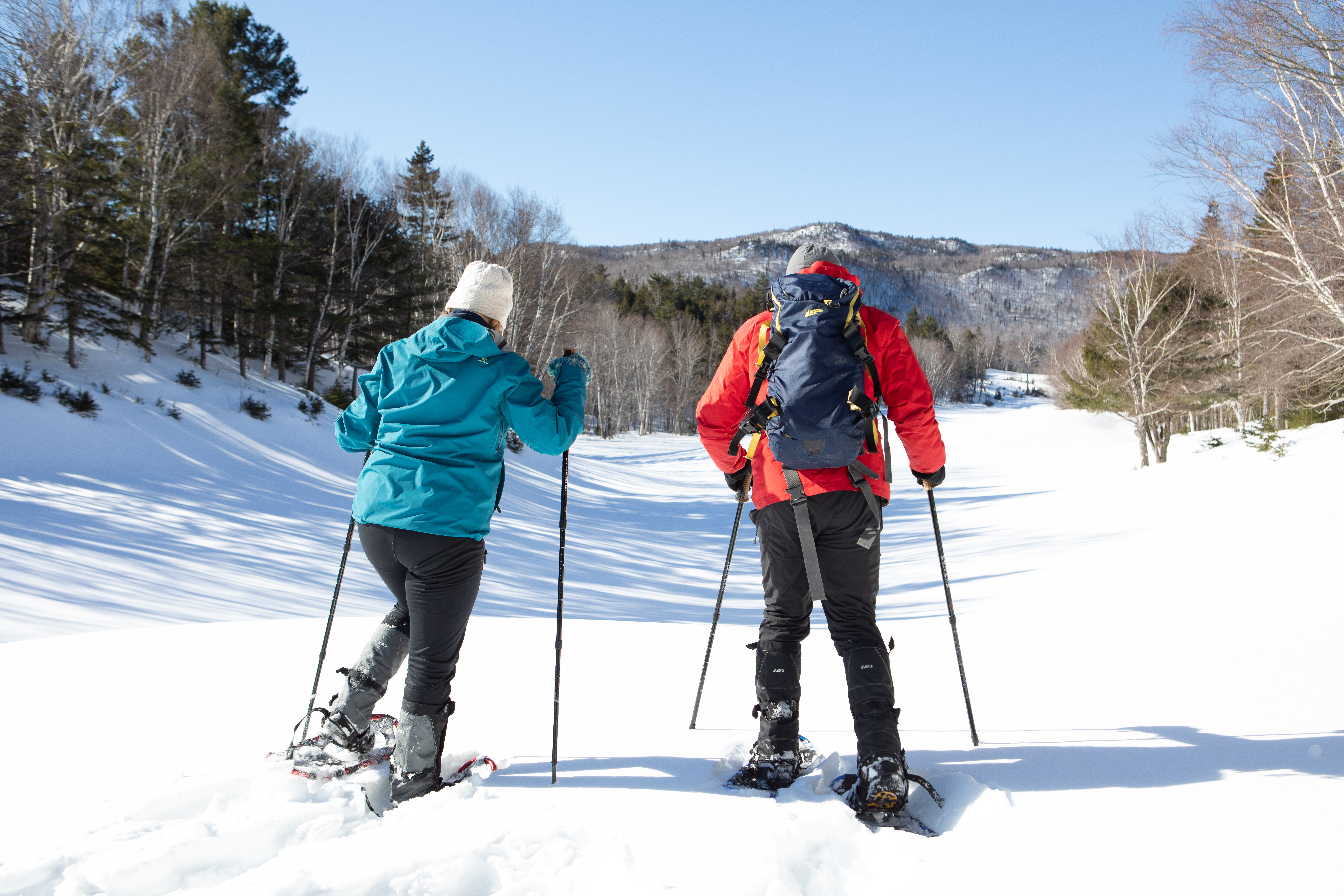 West Mabou Guided  Cross-Country Ski/Snowshoe Event – February
