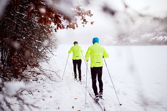 West Mabou Guided Cross Country Ski Event