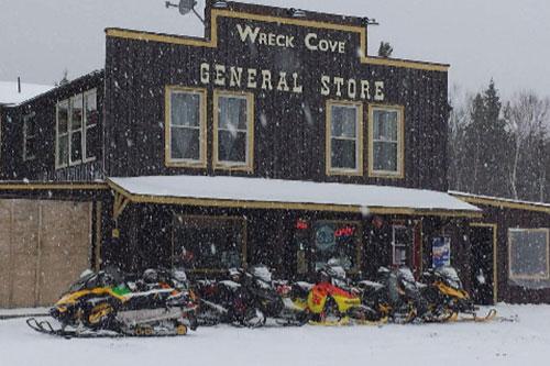 Wreck Cove General Store