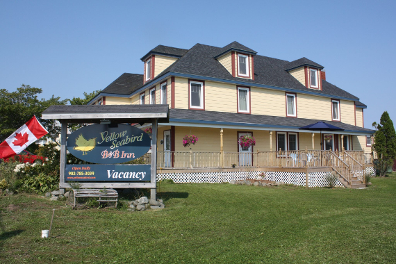 Yellow Seabird B&B Inn